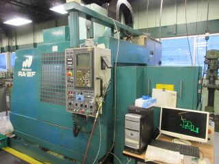 Matsuura Ra - 3f Cnc Vertical Machining Center Auto Pallet Changer photo
