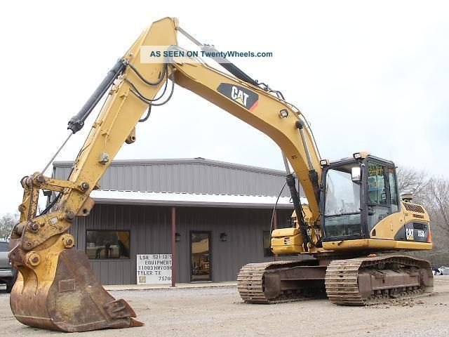 2009 Caterpillar 315dl Excavator - Crawler - Cat - Deere - Case - 35 Pics Excavators photo