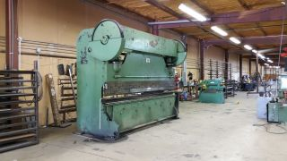 Chicago Dreis & Krump Steel Press Brakes photo