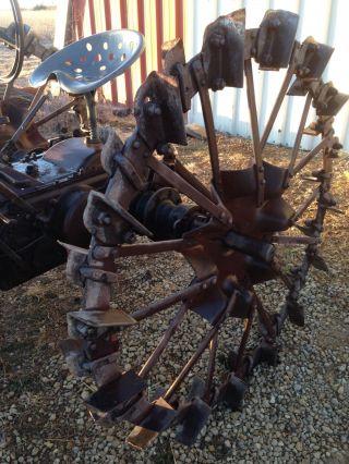 Antique Tractor Ih Farmall photo