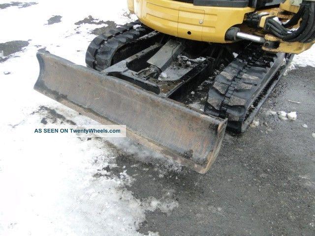 2007 Cat 303cr Mini - Excavator - Stock 330 Excavators photo