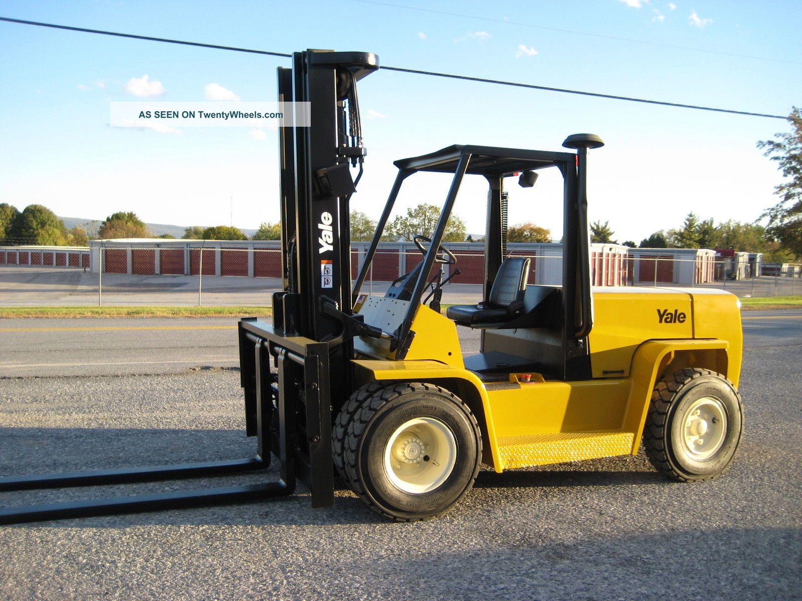 Yale Forklifts Glp060 Wiring Diagram Forklift