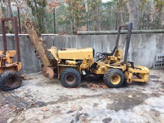 Case 30 - 4 Trenchers photo