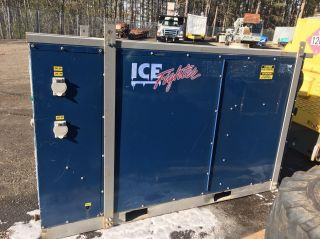 Frost Fighter Ihs 700 Ice Indirect Fired Construction Heater Thaw Cure Portable photo