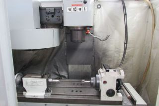 2004 Haas Minimill W/ 5c 4th Axis And Tailstock photo