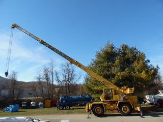 1978 Grove Rt - 522 Crane 22 Ton Rough Terrain photo