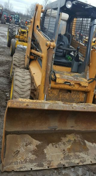 Case 75xt Diesel Skid Steer photo