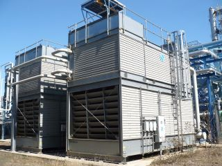 Closed Circuit Cooling Tower,  Bac,  Model Fxv - 288 - 31r photo