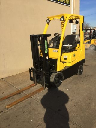 Hyster Forklift 2013 photo