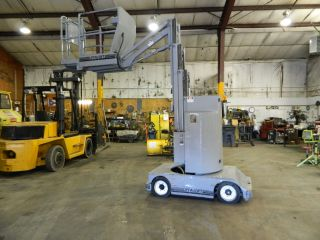 2006 Lift - A - Loft Amr40 - 18 Vertical Mast,  Aerial Man Lift photo