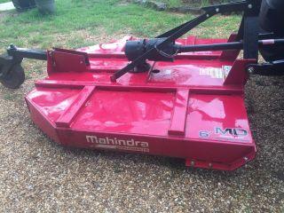 2015 Mahindra Tractor 3550 photo