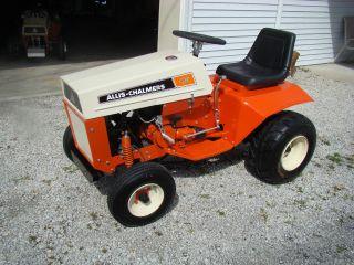 1972 Allis Chalmers 410 Custom Built Atv Garden Tractor photo
