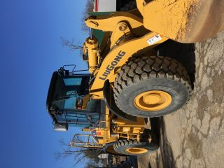 Liu Gong Clg835 Teir 3 Wheel Loader photo