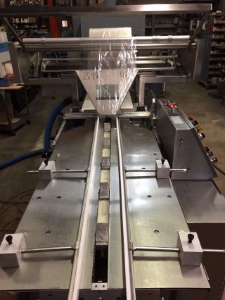 Shanklin Hs4 Stainless Steel High Speed Shrink Wrapper photo