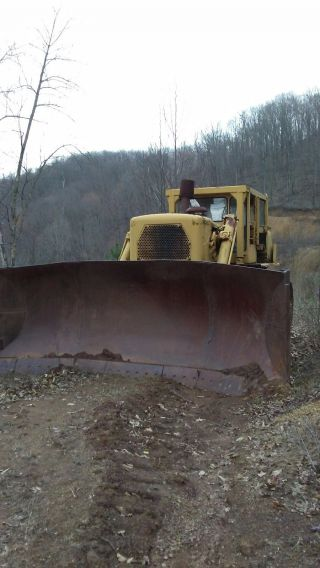 Caterpillar D9g Bulldozer photo