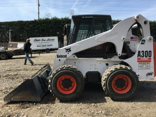 Bobcat A300 Skid Steer photo