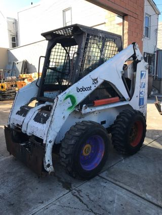 Bobcat Skid Steer Loader 773 photo