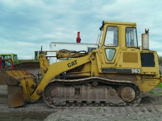 Caterpillar 963 photo