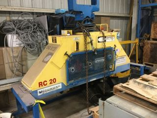 2008 Vacuworx Rc 20 Vacuum Lift System Material Lifts photo