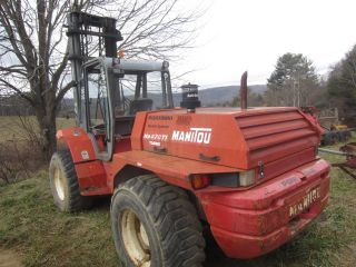 1998 Manitou Ma470 Forklifts photo
