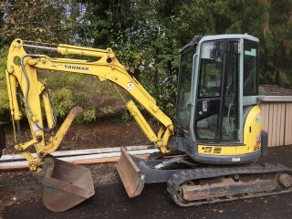 2008 Yanmar Vio 35 780 Hr One Owner photo