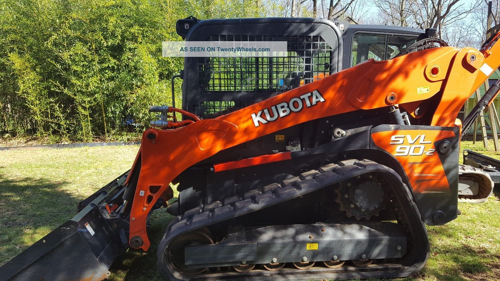 2016 Kubota Svl90 Loaded Only 100 Hours Skid Steer Loaders photo