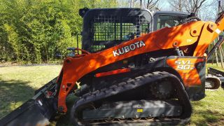 2016 Kubota Svl90 Loaded Only 100 Hours photo