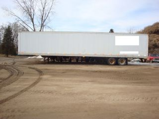 1998 Trail Mobile 53x102 Dry Van Trailers photo