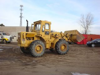 1971 Caterpillar 950 Wheel Loaders photo