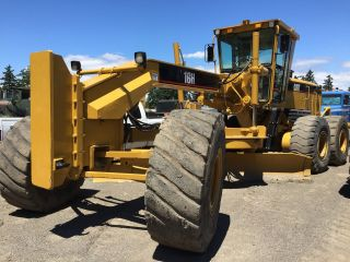2007 Caterpillar 16h Motorgrader Motor Graders photo