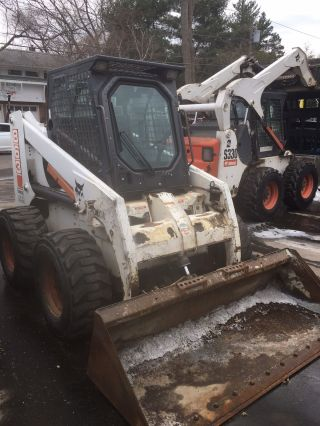 Bobcat 863 Skidsteer photo