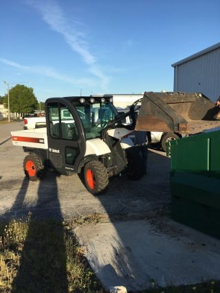 2016 Bobcat 5600 Toolcat Utility Vehicle,  Cab Heat/ac 4x4, photo