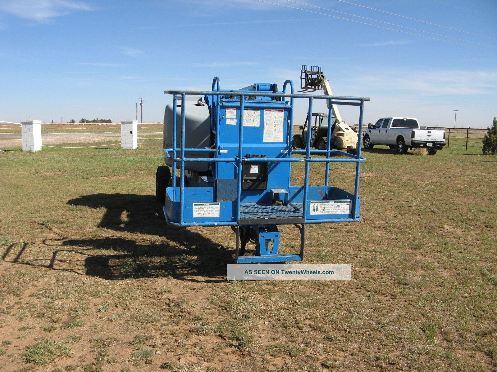 Genie Z - 45/22 Scissor & Boom Lifts photo