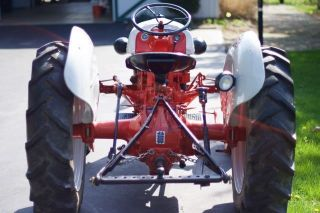 1950 Ford 8n Tractor photo