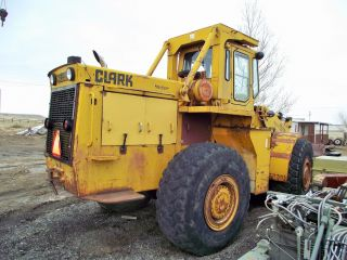 Michigan 125 Rubber Tired Loader photo