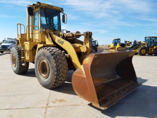 1991 Caterpillar 950f Wheel Loader photo