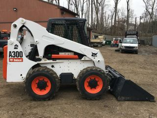 2009 Bobcat A300 Skid Steer photo