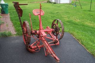 Horse Drawn Idea Sickle Mower photo