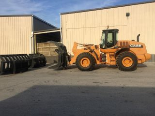 2008 Case Wheel Loader 821e photo