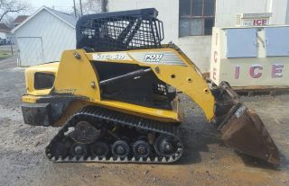 Asv Rc60 Skidloader Posi - Track photo