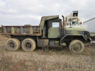 1980 Am General Select Model. . .  Dump Trucks photo