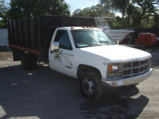 1998 Chevrolet 3500hd Dump Trucks photo