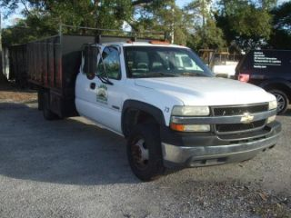 2001 Chevrolet 3500hd Dump Trucks photo