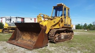 Caterpillar 963 Track Loader W/ 4 In 1 - - Finance Available. . . photo