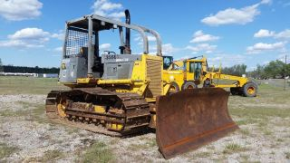 Komatsu D39p - 1 Bulldozer Dozer - Ready For Work - Finance Available. . . photo