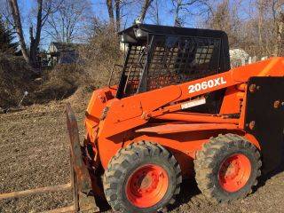 Daewoo Skid Steer 2060xl photo
