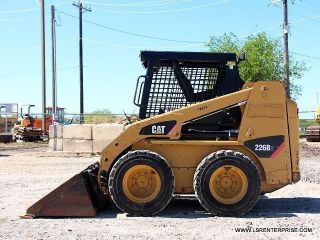 2008 Caterpillar 226b2 Skid Steer - Skid Loader - Loader - Caterpillar - Cat - 21 Pic photo