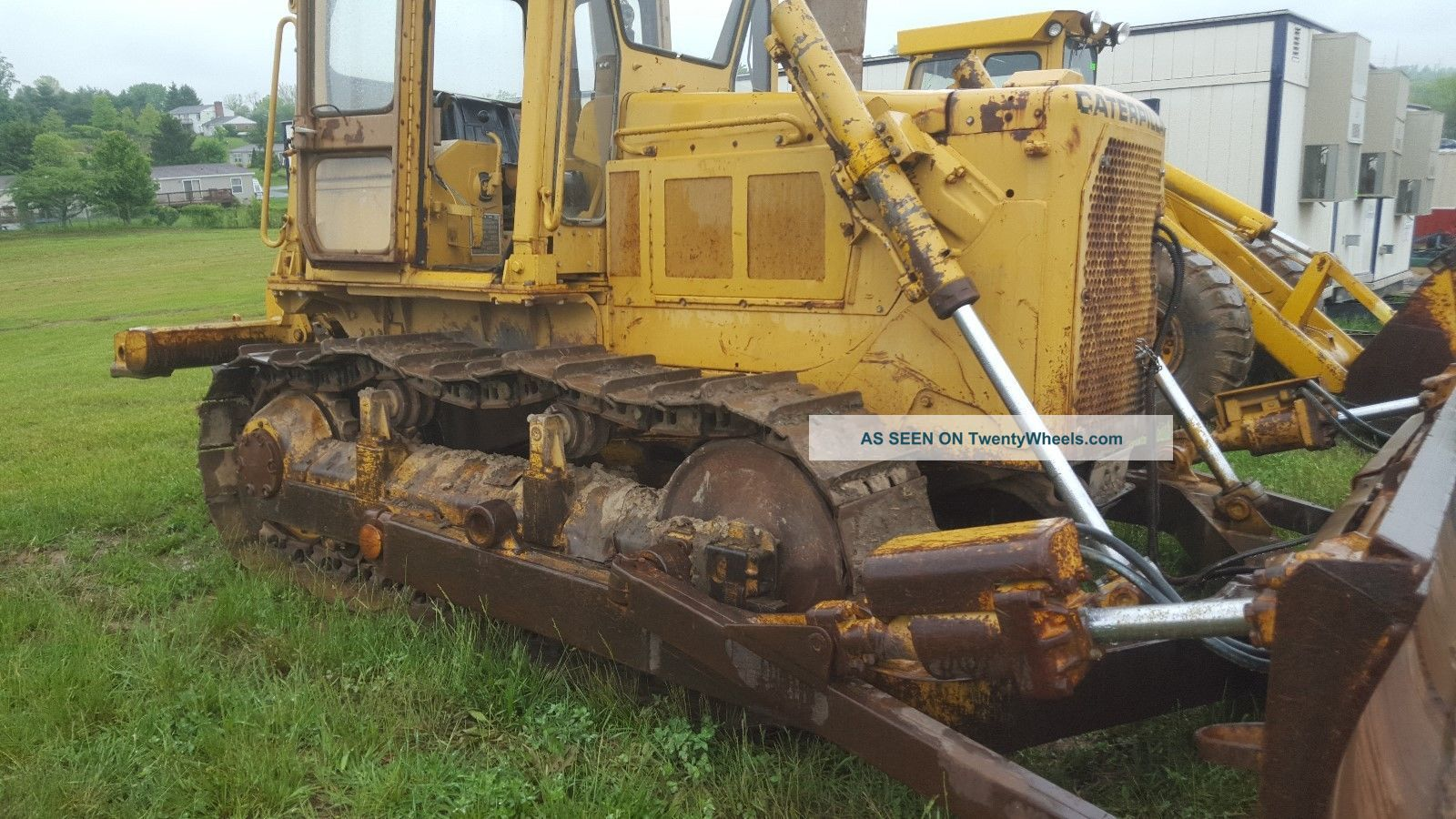 Caterpillar Dozer Crawler Dozers & Loaders photo