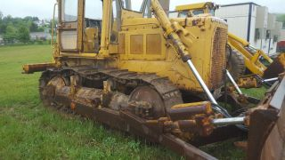 Caterpillar Dozer photo