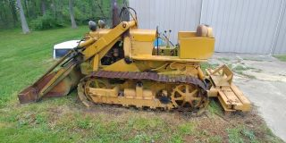 Atc Terratrac Crawler Dozer Loader photo